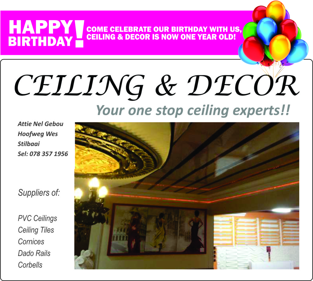 Ceiling & Decor