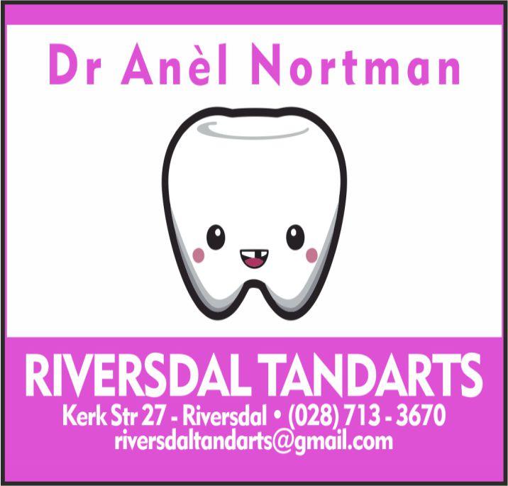Dr Anel Nortman - Riversdal Tandarts | Dentist