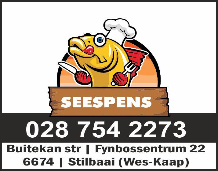 Seespen | Fish & Chips | Stilbaai | Sea Food | Shushi
