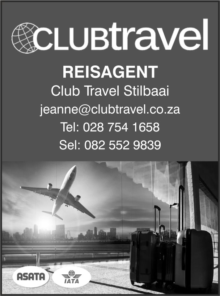 Club Travel - Reisagent Stilbaai